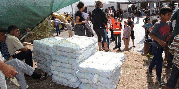 Χίος: Σαράντα πρόσφυγες και μετανάστες με συμπτώματα δηλητηρίασης στο