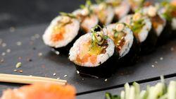 Αγαπάτε το σούσι; Τότε δυστυχώς σας έχουμε μερικά πολύ άσχημα