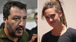 Tra Salvini e Carola