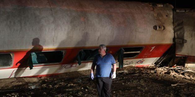 Κάτοικος της περιοχής Άδενδρο: Είδα τον χάρο με τα μάτια μου. Το τρένο εισέβαλε στο σπίτι του γείτονά