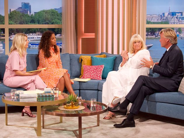 Richard and Judy speak to Mollie and