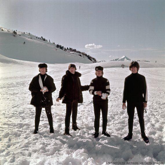 Άγνωστο φιλμ από τα παρασκήνια της ταινίας «Help!» των Beatles ήρθε στο