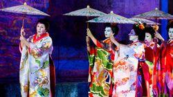 Η Λυρική ανοίγει θεαματικά το Φεστιβάλ Αθηνών με τη Μαντάμα Μπαττερφλάι στο