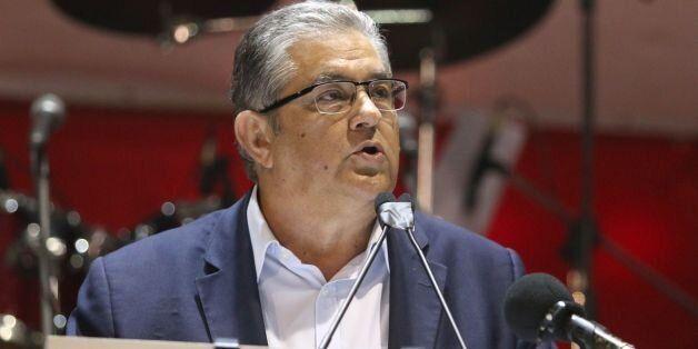 Κουτσούμπας: Αναλώσιμοι ο Τσίπρας και ο ΣΥΡΙΖΑ, θα κάνουν τη βρώμικη δουλειά και θα πάνε στον