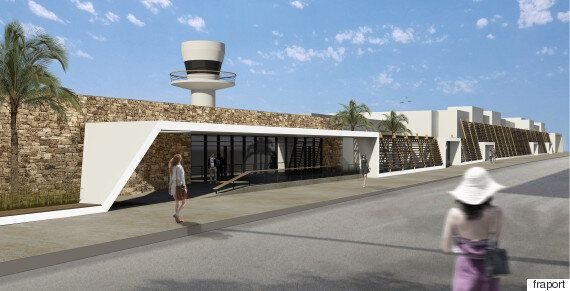 Τα σχέδια επενδύσεων της Fraport για το αεροδρόμιο της