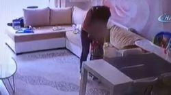 Κρυφή κάμερα κατέγραψε νταντά να χτυπάει στο πρόσωπο το παιδάκι που