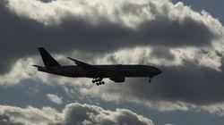 Προσγείωση επιβατηγού αεροπλάνου με συνοδεία μαχητικών στη Χονολουλού μετά από φασαρία που προκάλεσε