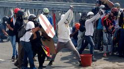 #ShitMarch στη Βενεζουέλα. Ή πως οι διαδηλωτές εκτοξεύουν «βόμβες περιττωμάτων» στους