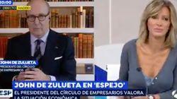 El presidente del Círculo de Empresarios, tras saber que Podemos no estará en el Gobierno: