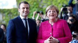 Μακρόν-Μέρκελ δηλώνουν ανοιχτοί σε αλλαγή των ευρωπαϊκών