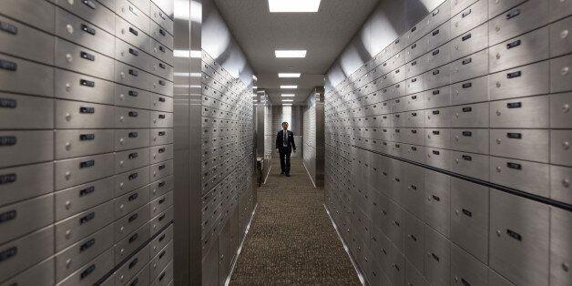 Τραπεζικές θυρίδες: Πόσο ασφαλείς