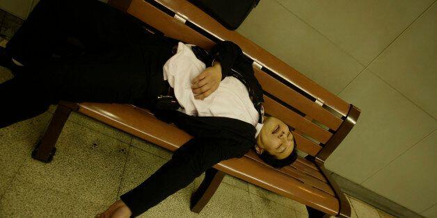 Γιατί το να μεθάει κανείς είναι τόσο σημαντικό για τους Ιάπωνες