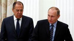 Πούτιν και Λαβρόφ «τρολάρουν» την απόλυση του πρώην επικεφαλής του FBI, Τζέιμς