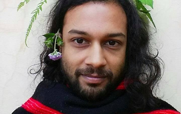 Executive Director of Jhatkaa.org Avijit Michael