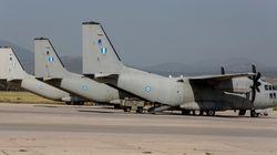 Ατύχημα με αεροσκάφος της Πολεμικής Αεροπορίας στη