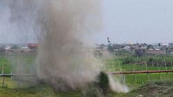 Πέντε νεκροί από έκρηξη βόμβας στο
