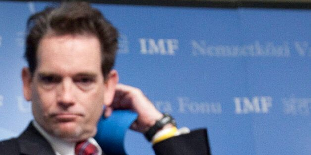 International Monetary Fund Economic Counsellor and Director of the Research Department Olivier Blanchard...