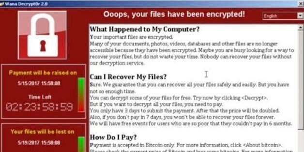Κυβερνοεπίθεση σε περίπου 100 χώρες. Οι χάκερς που ζητούν λύτρα χρησιμοποίησαν «εργαλεία» της