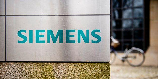 Munich, Germany - February 15: Headquarters of Siemens AG on February 15, 2016 in Munich, Germany. (Photo...