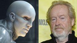 Ο Ridley Scott όχι μόνο πιστεύει στους εξωγήινους, αλλά είναι σίγουρος πως είναι «ανώτερα όντα» από