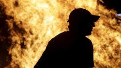 Γιος αυτοπυρπολήθηκε, βάζοντας φωτιά και στη μητέρα του σε χωριό στο