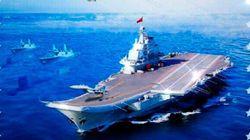 Επική γκάφα από το κινεζικό πολεμικό ναυτικό: Κακό Photoshop σε εικόνα για τη γιορτή του, με πλοία και μαχητικά άλλων