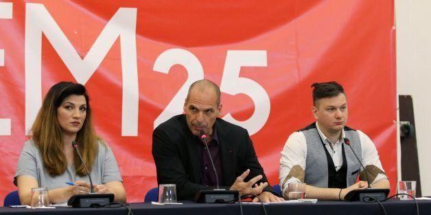 Βαρουφάκης: Είμαστε φανατικά ευρωπαϊστές. Αυτές είναι οι προτάσεις του DiEM 25 για τις επόμενες