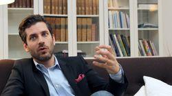 Jens Lapidus: «Είμαι μια ανήσυχη