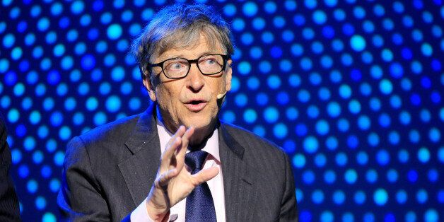 Bill Gates, co-founder of the Bill & Melinda Gates Foundation, speaks during the Neglected Tropical Diseases...
