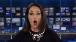 Γιατί εξαφανίστηκε από τις οθόνες η πρωταγωνίστρια της viral γκάφας σε δελτίο