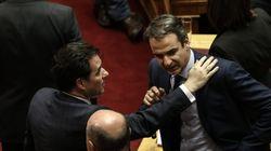 Ο Μητσοτάκης έριξε το γάντι σε Τσίπρα και... γαλάζιους