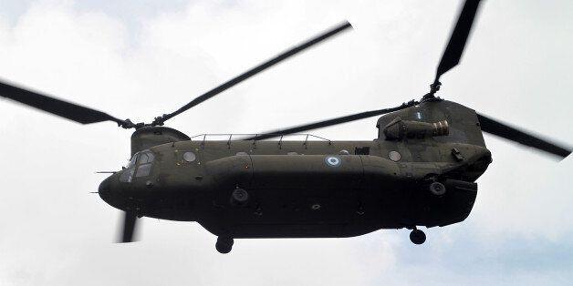 «Επικίνδυνη αποστολή» με ελληνικό Chinook και Αμερικανούς επιβάτες, λίγο πριν την τραγωδία του