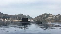 Επίσκεψη του υποβρυχίου «Αμφιτρίτη» στο