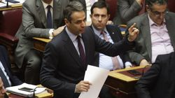 Η ΝΔ... δίνει τους τρεις του ΣΥΡΙΖΑ που στήριξαν τον