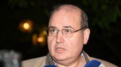 Φίλης: Η συμφωνία σηματοδοτεί την παραμονή της χώρας στο ασφυκτικό μνημονιακό