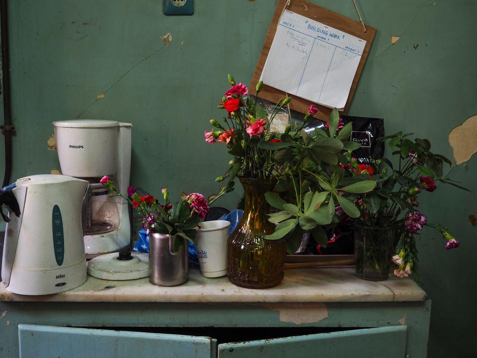 «Η ποιητική του αστικού ερειπίου»: Μια συζήτηση με τον Νίκο