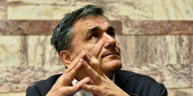 Τσακαλώτος: Η εποχή όπου οικονομικές δυνάμεις φοροδιέφευγαν ανεξέλεγκτα έχει