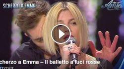 Αντιδράσεις στην Ιταλία λόγω «φάρσας» με σεξουαλική παρενόχληση τραγουδίστριας από χορευτή στην