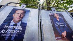 Δημοσκόπηση: Στο 60% παραμένει ο Μακρόν, έναντι 40% της Λεπέν, εν όψει του β' γύρου των γαλλικών