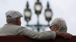 Ζευγάρι ηλικιωμένων πέθαναν ο ένας δίπλα στον άλλον, την ίδια ημέρα, έχοντας ζήσει 77 χρόνια