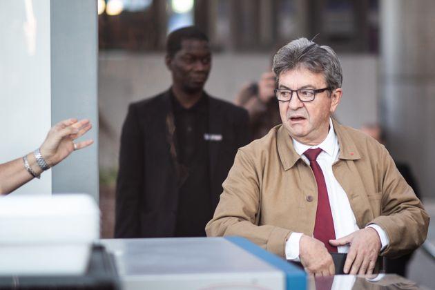 Jean-Luc Mélenchon est poursuivi pour
