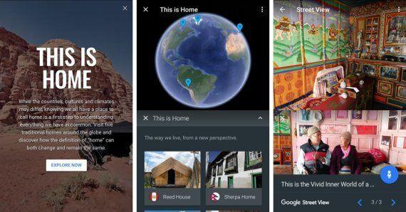 Ο πλανήτης Γη όπως δεν τον έχουμε ξαναδεί: Αυτό είναι το νέο Google
