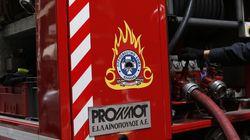 Νεκρός 63χρονος από πυρκαγιά στη