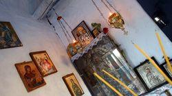Στόχος ιερόσυλων έγινε ναός στα ελληνοαλβανικά σύνορα: Κλοπή 11