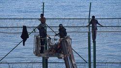 Mellila : 27 migrants subsahariens réussissent à franchir la