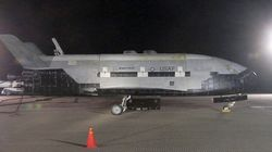 Μη επανδρωμένο σκάφος της αμερικανικής πολεμικής αεροπορίας γύρισε στη Γη μετά από διετή