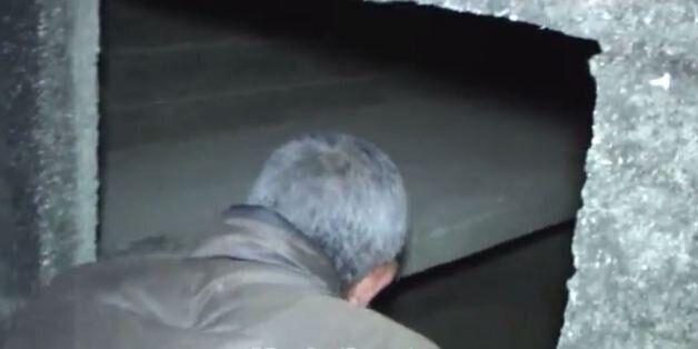 Βίντεο: 56χρονος άστεγος κοιμάται σε νεκροταφείο στο Βέλο