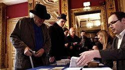 Οι Γάλλοι στις κάλπες. Εικόνες από τον β' γύρο της εκλογικής