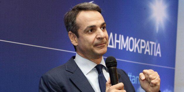 Κυριάκος Μητσοτάκης: Μείωση της φορολογίας των επιχειρήσεων στο 20% μέσα σε δύο