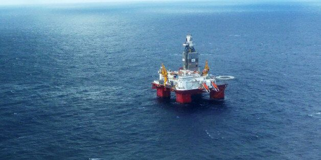 The Songa Offshore Songa Enabler rig, operated by Statoil ASA, operates in the Snohvit gas field in the...